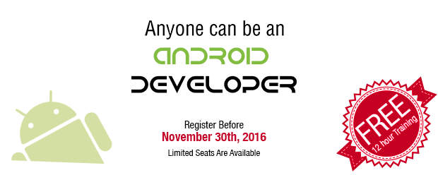 Android Free Workshop