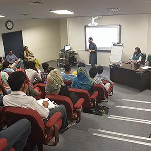 Seminar at Bahria University