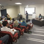 Seminar at Bahria University